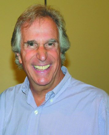 Henry Winkler, one of many Jewish celebrities