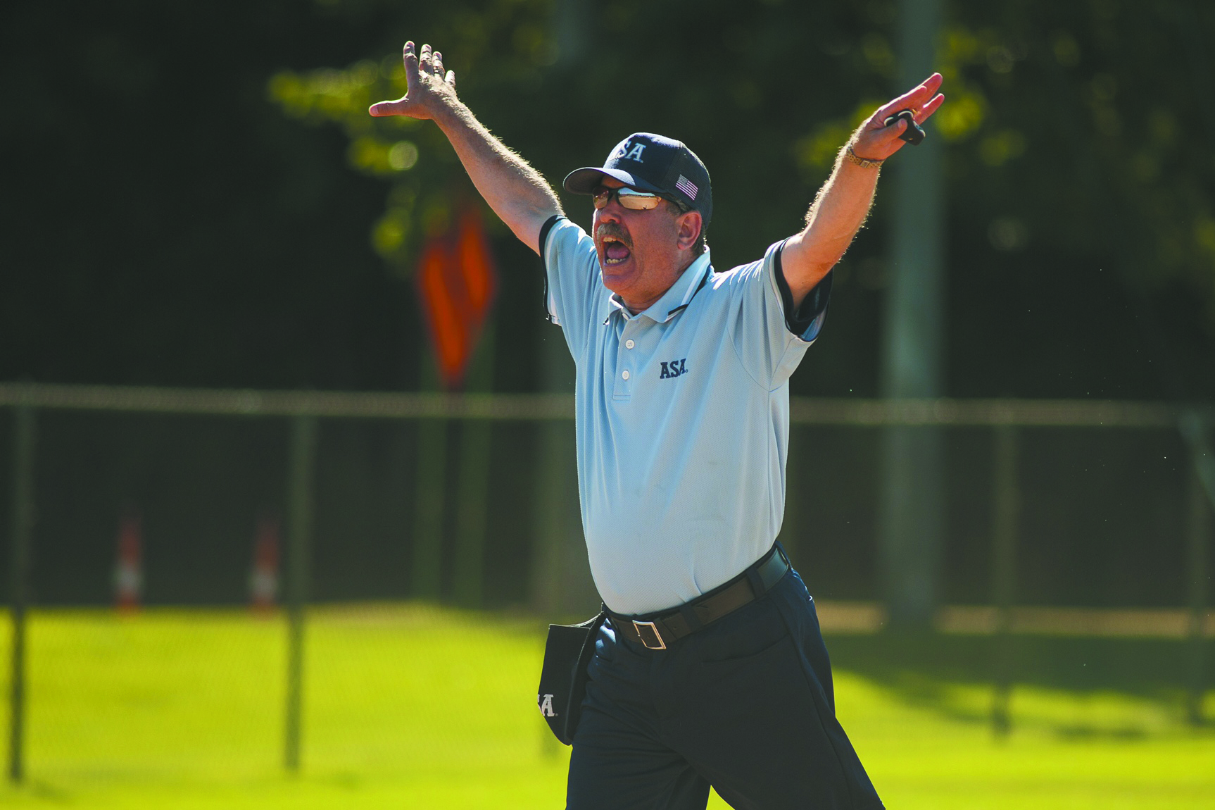 He's A Diamond Gem     40 Years Of Umpiring - Detroit Jewish