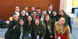 AIPAC Conference And MSU