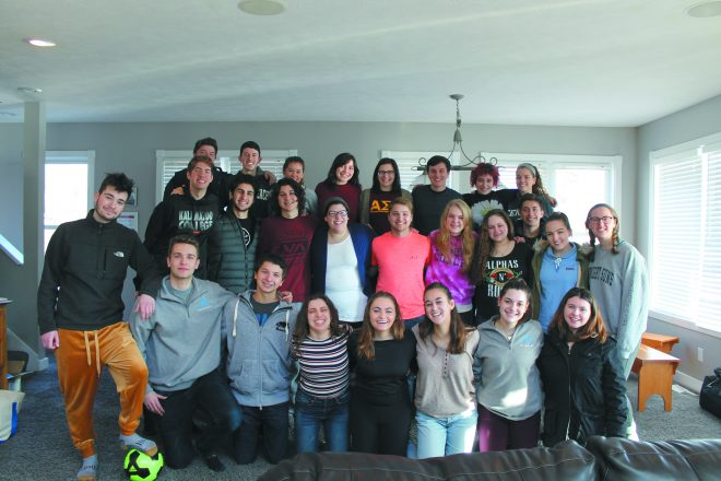 Students from Hillel Campus Alliance of Michigan campuses gathered for a weekend of Jewish learning and leadership.