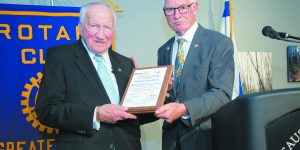 Faces & Places: Distinguished Service Award And Chicken Soup Cook-Off