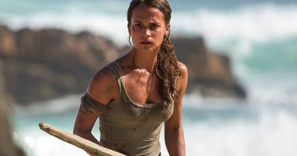 Weekly Movie Review – Tomb Raider