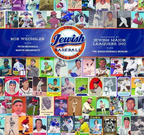 Jewish Baseball Card book