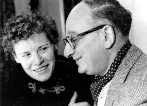 Margret and H.A. (Hans) Rey