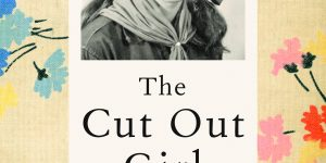 "Cover from the book ""The Cut Out Girl"" in honor of Yom HaShoah."