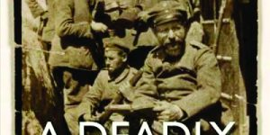 """Cover from the book """"A Deadly Legacy"""" in honor of Yom HaShoah."""