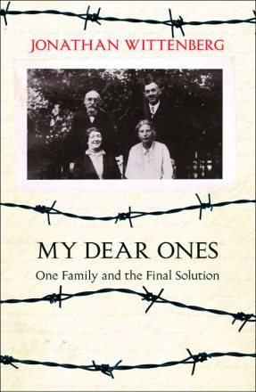 "Cover from the book ""My Dear Ones"" in honor of Yom HaShoah."