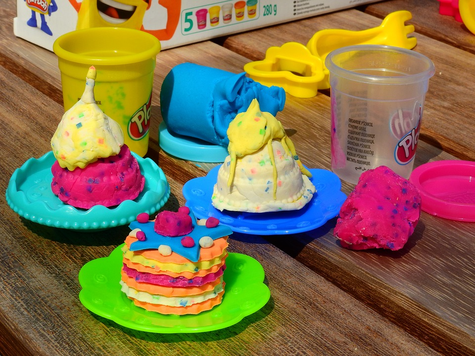 play dough food. cooking with kids. cooking with a kid. baking with kids. baking with a kid. playdough.
