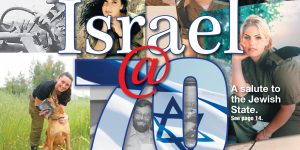 Israel@70 – A Salute to the Jewish State