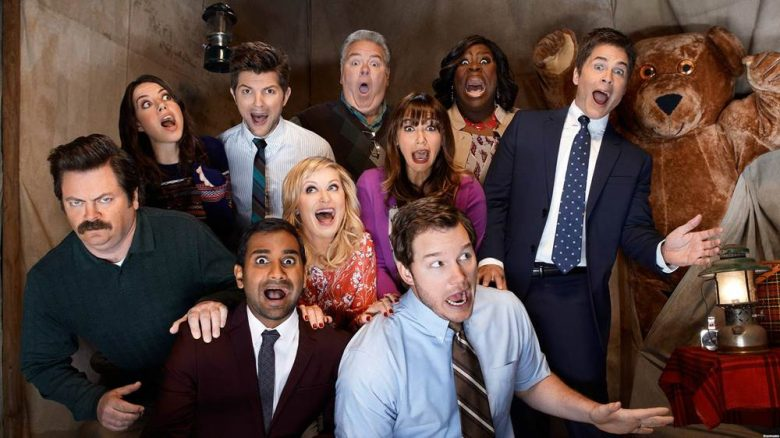Parks and Rec cast show the lack of good Jewish representation with lack of Jewish characters