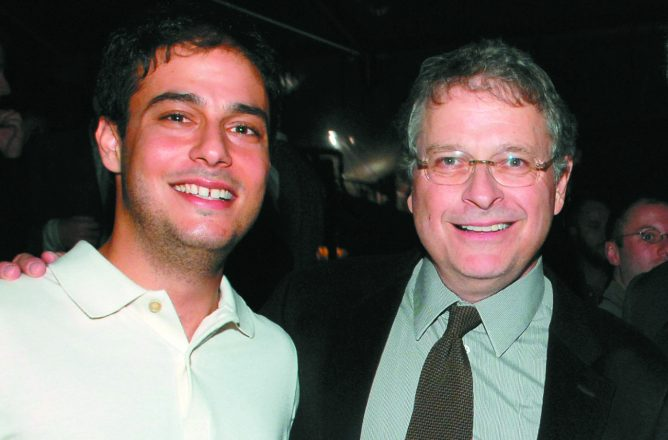 Jonathan and Lawrence Kasdan