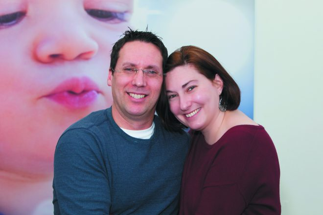 Rick and Erika Jones discuss foster care and adoption in the Jewish and Michigan communities
