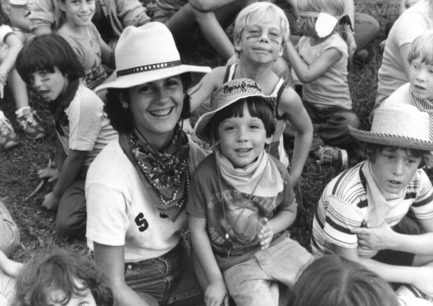 Western Day at Willoway, 1981.