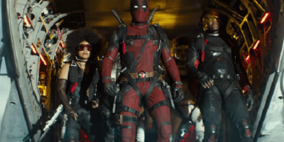Weekly Movie Review – Deadpool 2