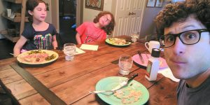Jewfro: A Funny Thing Happened On The Way To The Kitchen