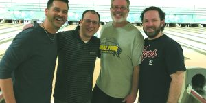 Bowling Championship Is A Moving Experience