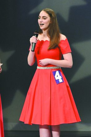 Melanie Taylor, Michigan's Distinguished Young Woman