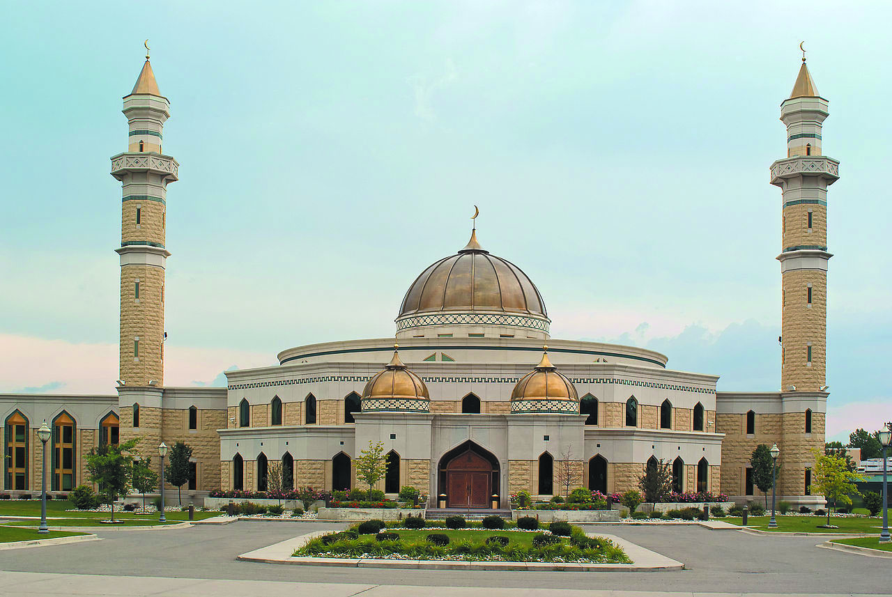 Islamic Center of America in Dearborn