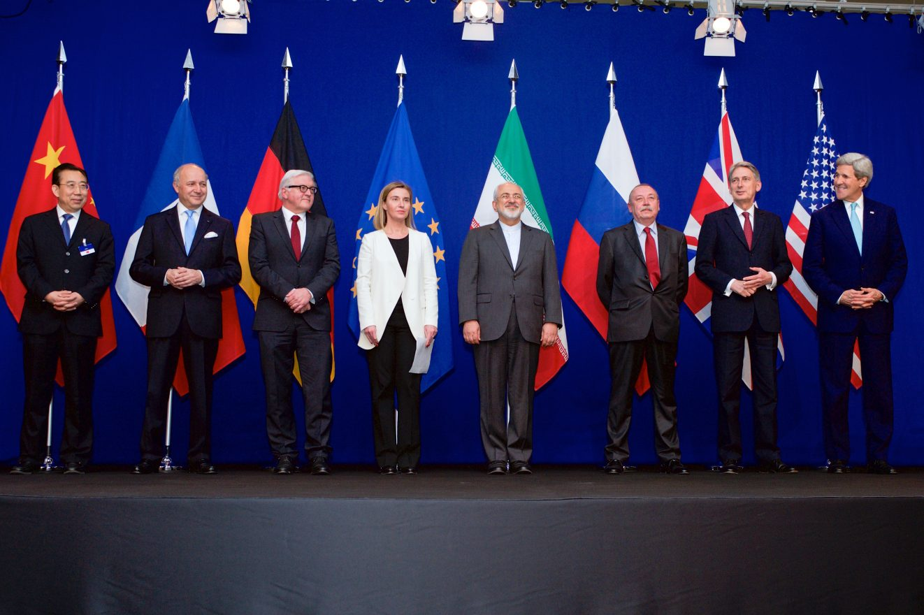Joint Comprehensive Plan of Action (JCPOA)