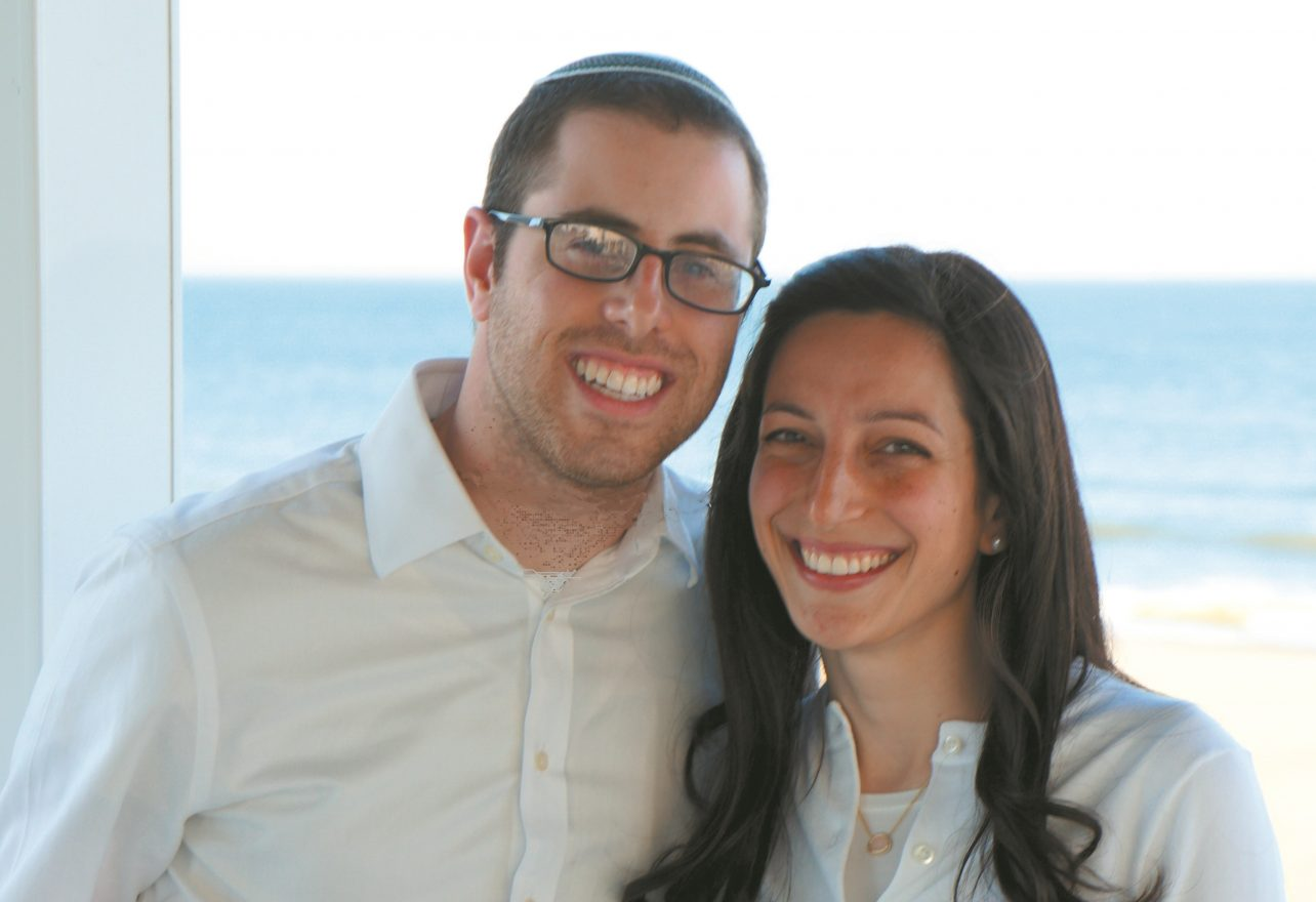 Rabbi Jared and Sarit Anstandig