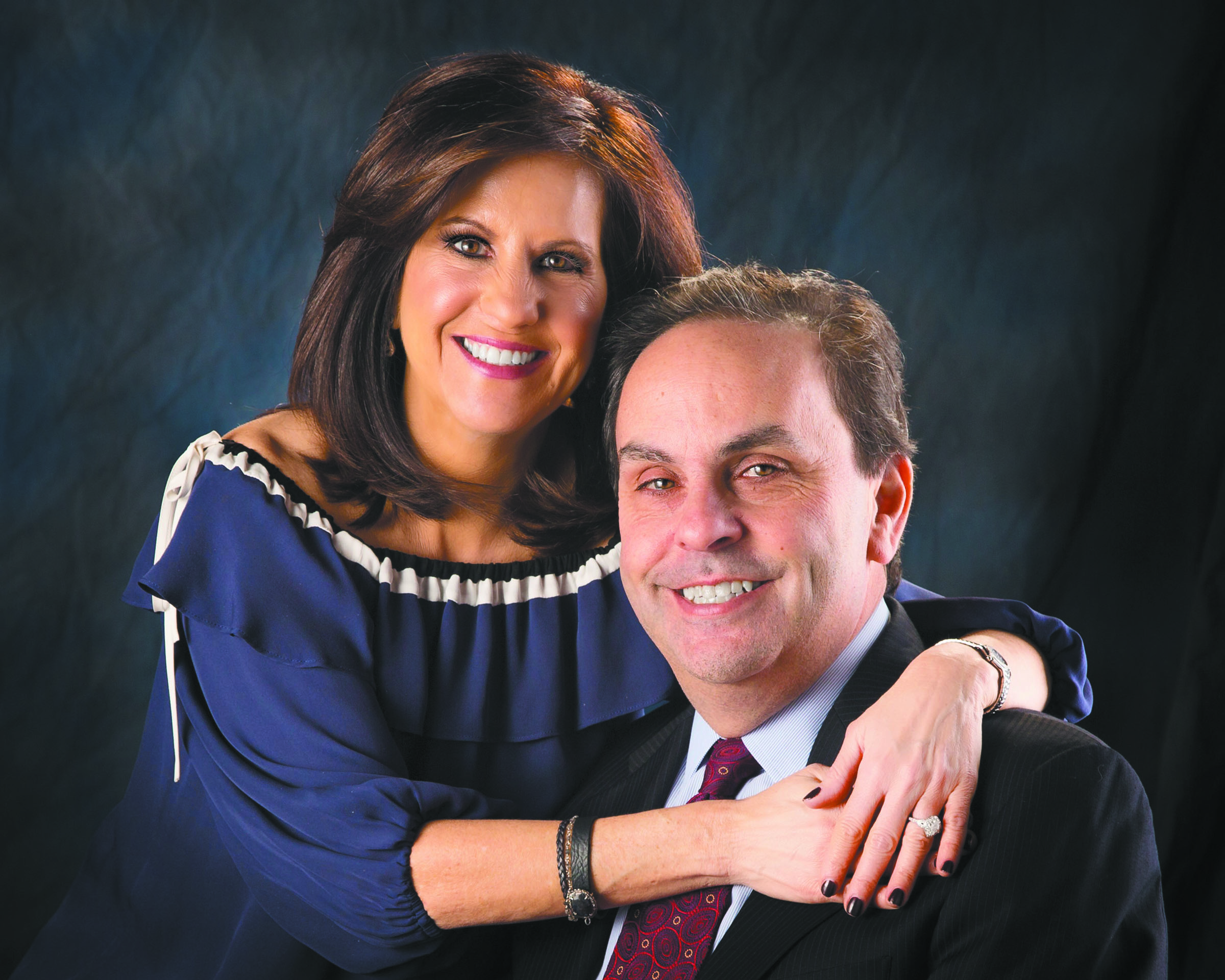 Shelly and Mark Rubenfire are to be honored by the Michigan Region of BBYO. BBYO Michigan.