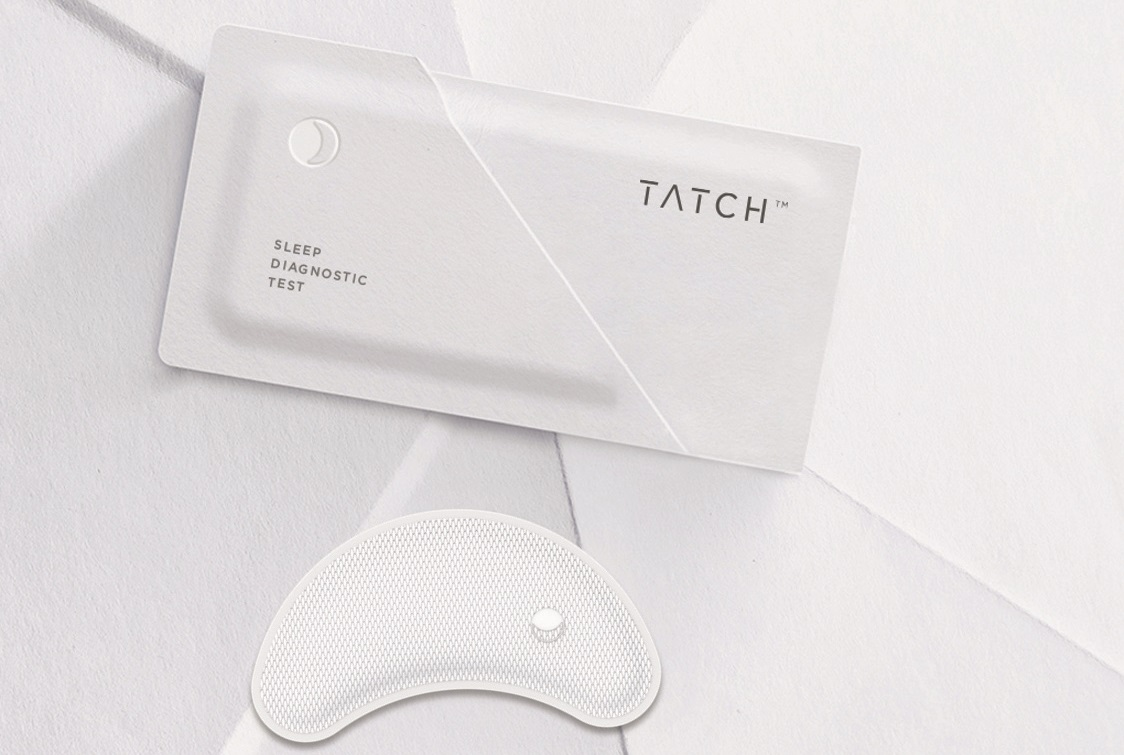 TATCH sleep apnea sleep disorder patch