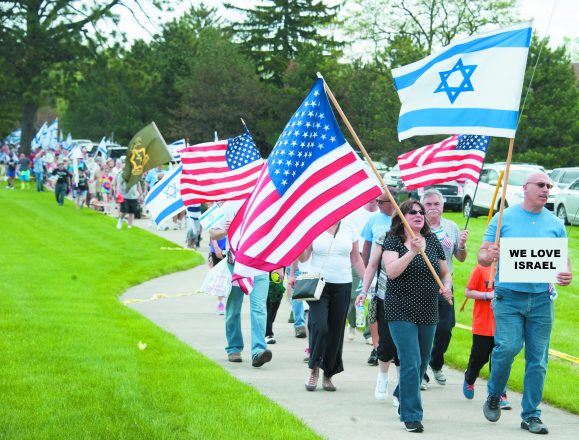 Look for the Naale booth at the Walk for Israel May 6. Naale Elite Academy in Israel