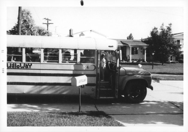 Door-to-door transportation has been a Willoway tradition since 1969.