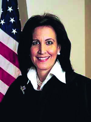 Judge Diane D'Agostini