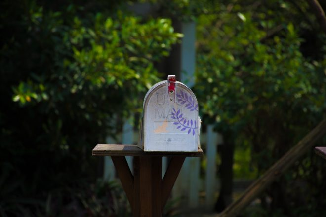 mailbox, letters, letter box, mail, letter to the editor
