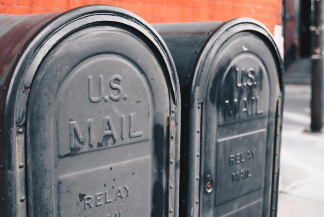letters, mailbox, mail, US Mail, letters to the editor. letters about Gaza