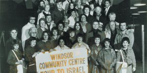 Windsor Jewish Reunion