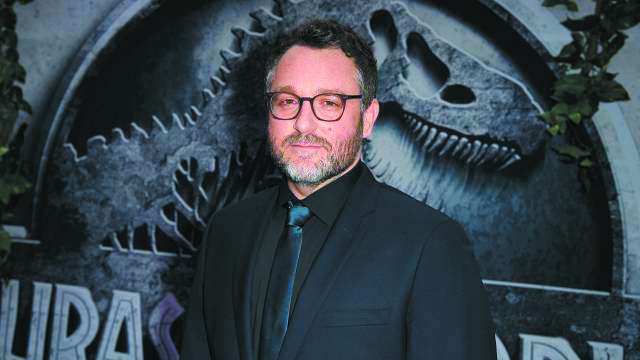 Colin Trevorrow from Jurassic Park: Fallen Kingdom