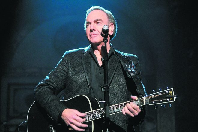 Neil Diamond one of the Jewish songwriters