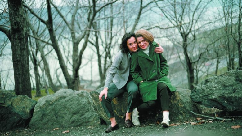 Thea Spyer and Edie Windsor