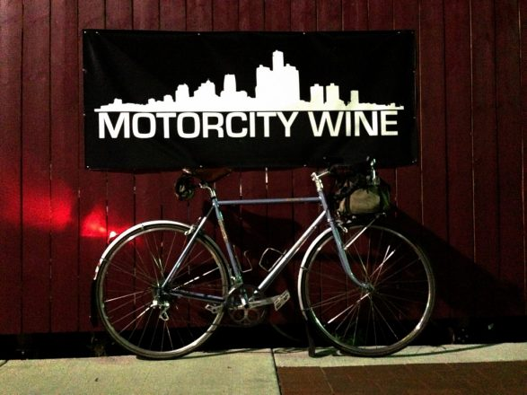 Motorcity Wine. Detroit bars and restuarants