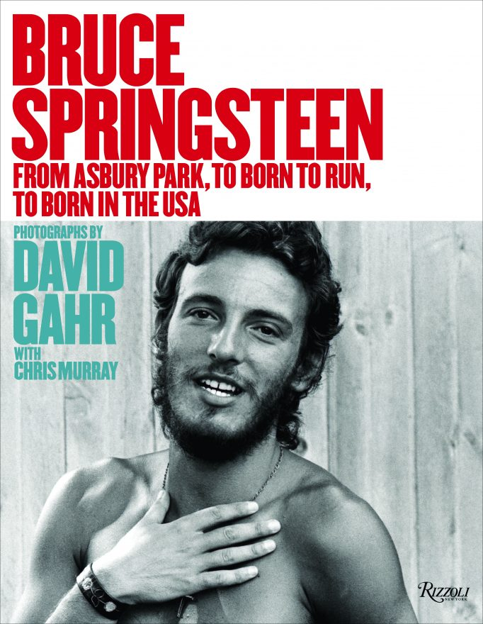 Bruce Springsteen: From Asbury Park, to Born to Run, to Born In the USA (Rizzoli; $39.95) is a just-published book of more than 150 photos (including many rarely seen) of the Boss taken by David Gahr in the early days (like the 1979 cover shot), when Springsteen was just on his way to becoming a rock legend. Local bookstores. Father's Day Gift.