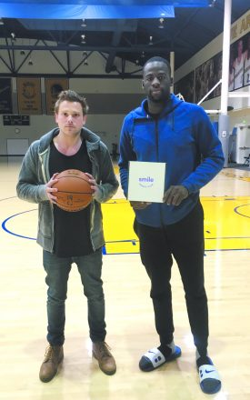 Fenkell and Draymond Green.