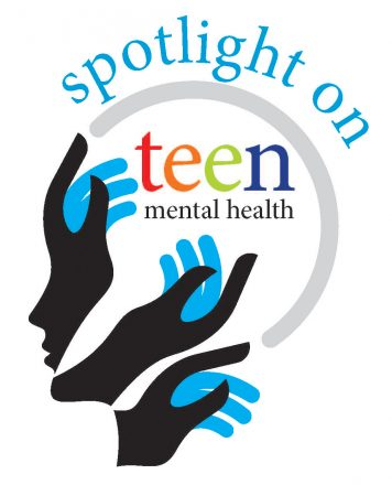 Shining the Light, Spotlight on Teen Mental Health. Mental health, mental illness. mental health awareness, suicide prevention, we need to talk, end the stigma.