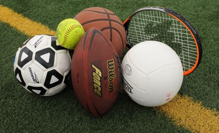 sports balls for Maccabi Games and ArtsFest
