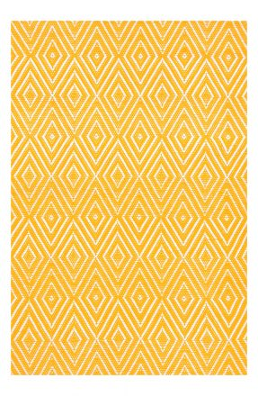 Dash & Albert is known for its indoor/outdoor easy-to-wash rugs, like this DIAMOND RUG (prices vary). Nordstrom.com.