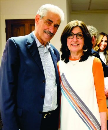 Jerry and Eileen Borsand have founded both a synagogue and Jewish learning center in the Birmingham-Bloomfield community./Credit: Dena Borsand