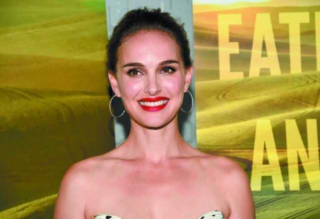 Natalie Portman from Eating Animals