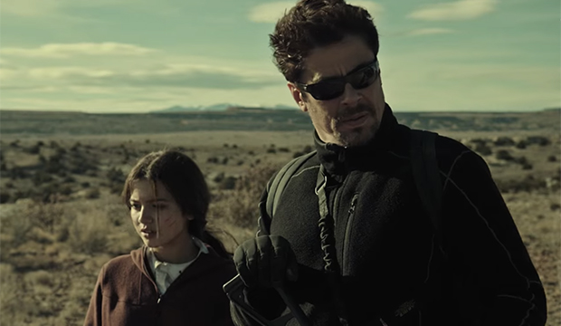 Still from the movie Sicario: Day of the Soldado