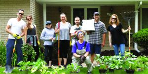 Faces & Places – FJA Gala & Kadima Gardening Day