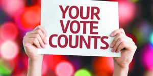 Essay: Be A Voter