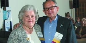 Judy and Max Robins of West Bloomfield