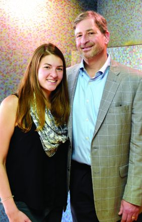 Sarah and Howard Katz used genetic testing to see if Sarah could have a higher chance of getting cancer.