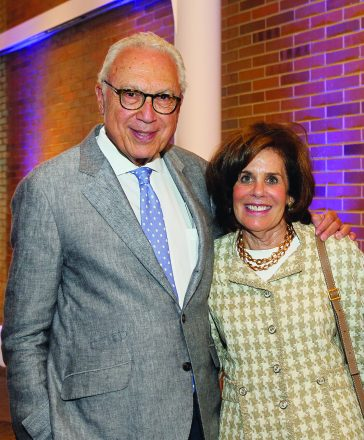 Allan and Joy Nachman of Bloomfield Hills