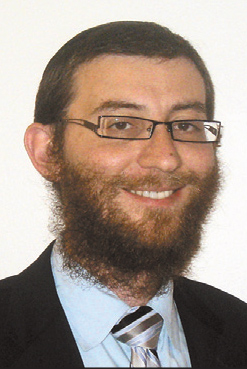 Rabbi Schneor Greenberg